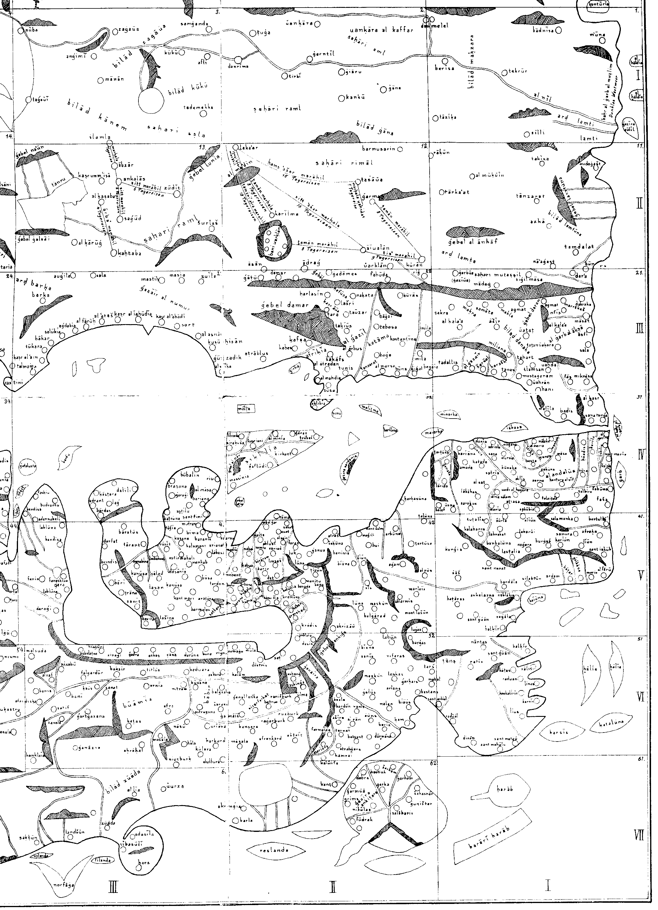 La Cartografia